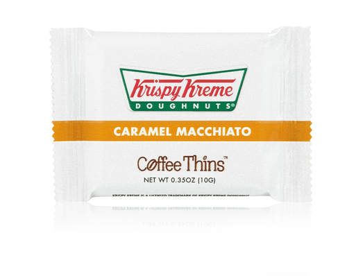 Krispy Kreme just launched a caffeinated cookie and we are SO here for it