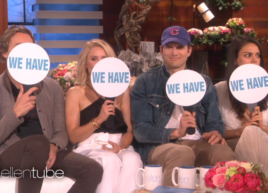 We all learned A LOT when Kristen Bell and Mila Kunis played 'Never Have I Ever' with their husbands