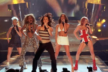 Posh Spice wasn't actually allowed to sing during concerts