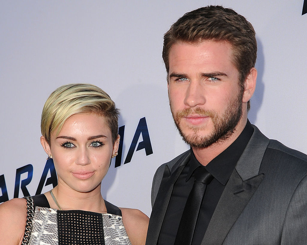 Liam Hemsworth just explained in a cryptic (but classy) way why he won't talk about his relationship with Miley Cyrus