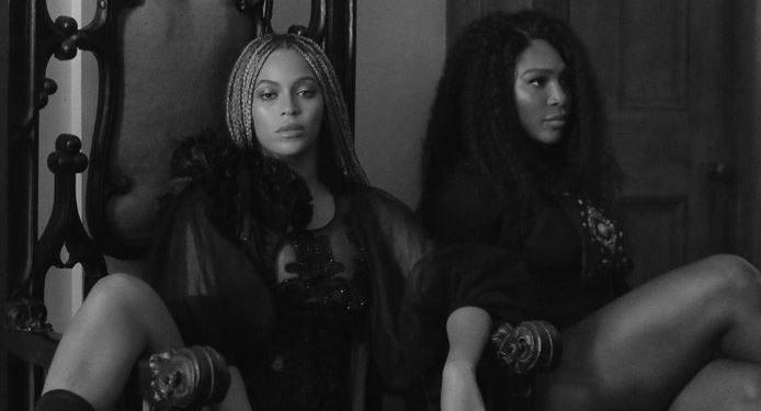 """Serena Williams reveals why Beyoncé wanted her to be part of """"Lemonade"""""""