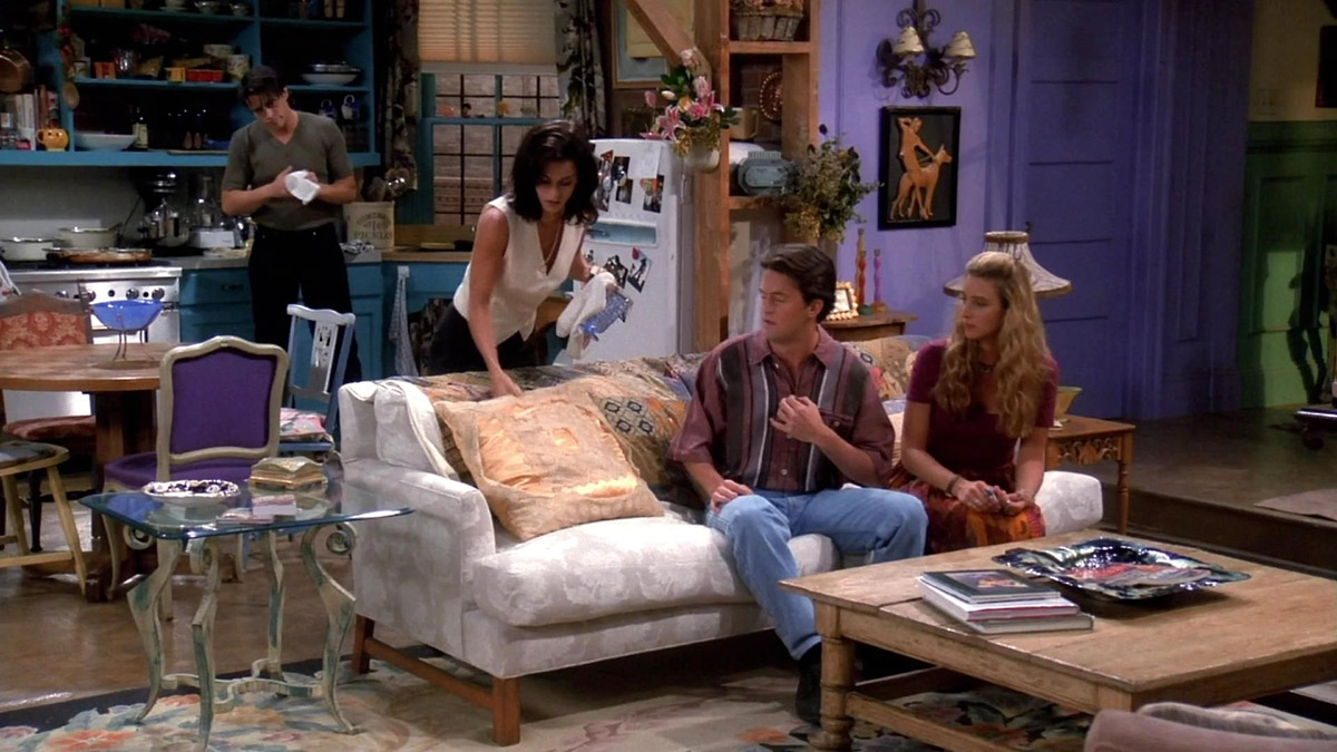 "Here's how much the ""Friends"" apartment would cost today"