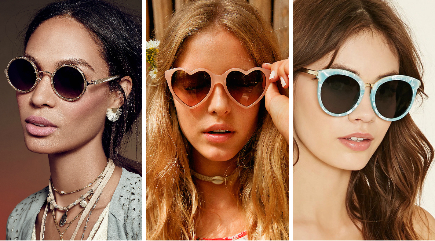 13 fierce sunnies we plan to wear in the summer sun