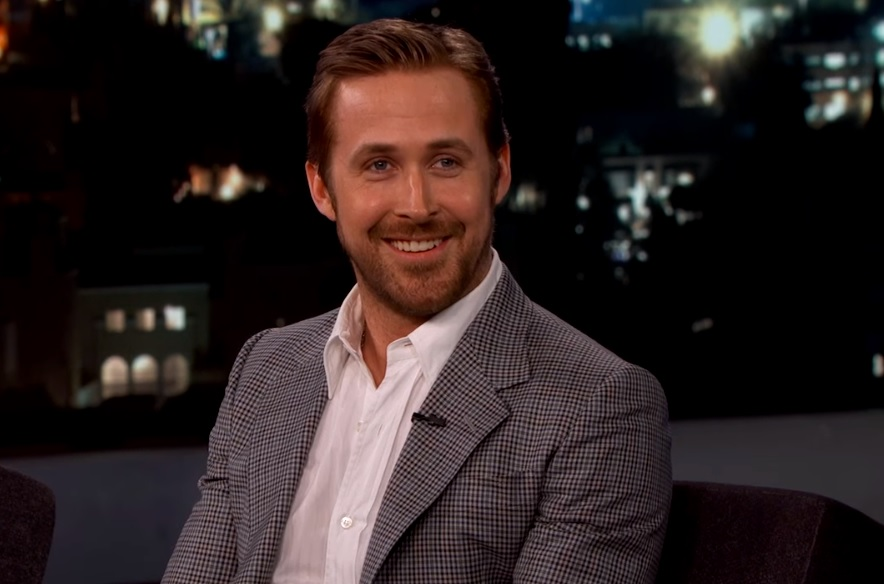 "Ryan Gosling had a wardrobe malfunction on ""Jimmy Kimmel"" but we're not complaining"