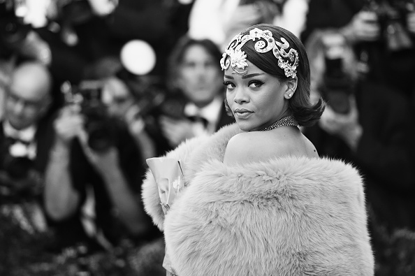 All the applause for Rihanna's new college scholarship program
