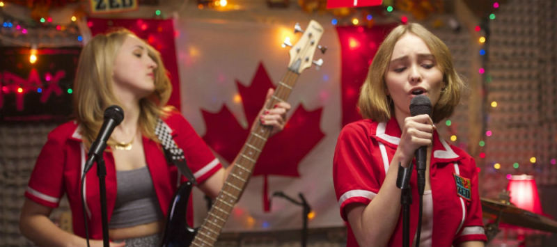 Watch the insane trailer for Lily-Rose Depp's first ever starring movie role
