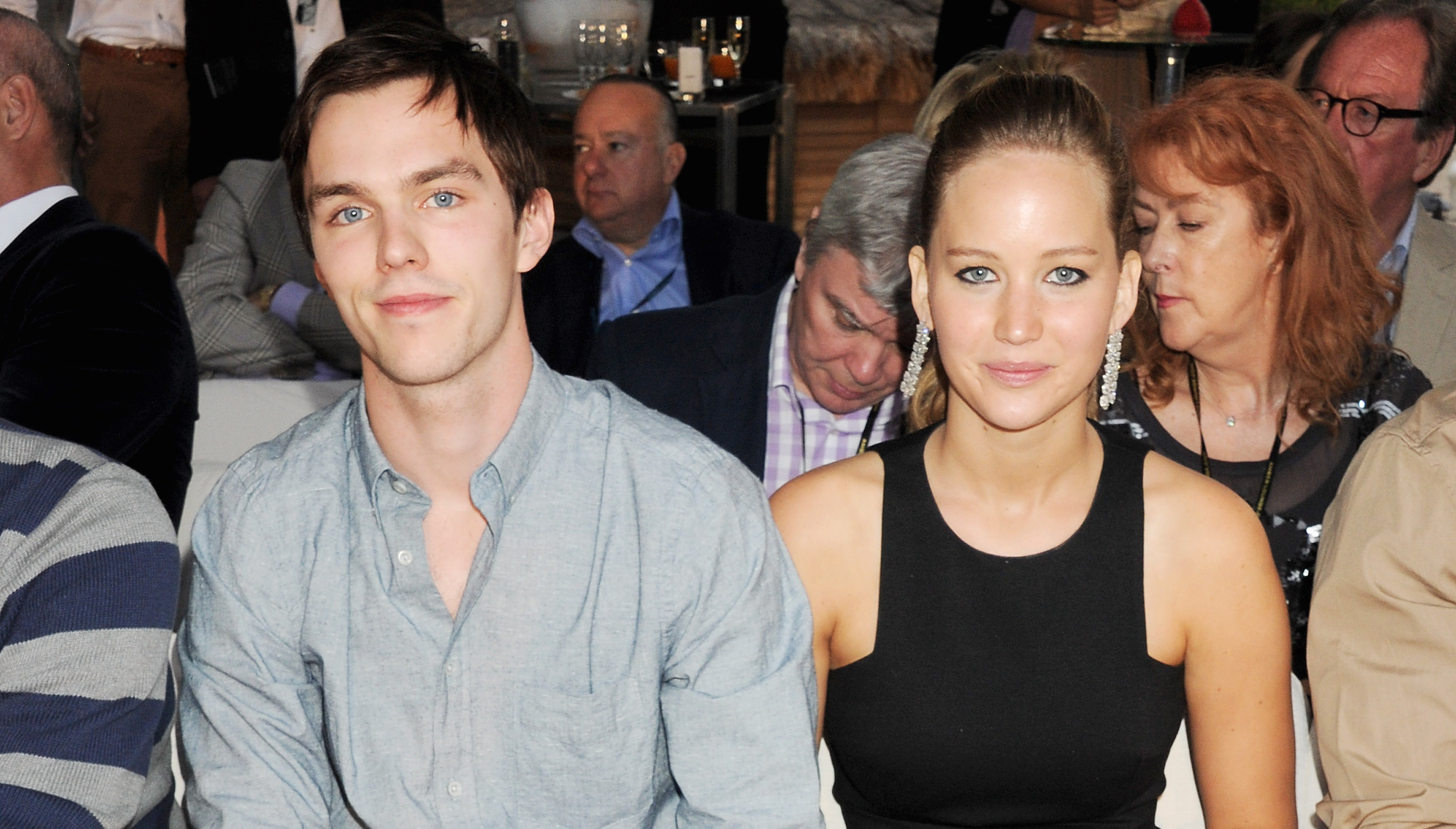 This beauty product got in the way of Jennifer Lawrence and ex Nicholas Hoult's love life