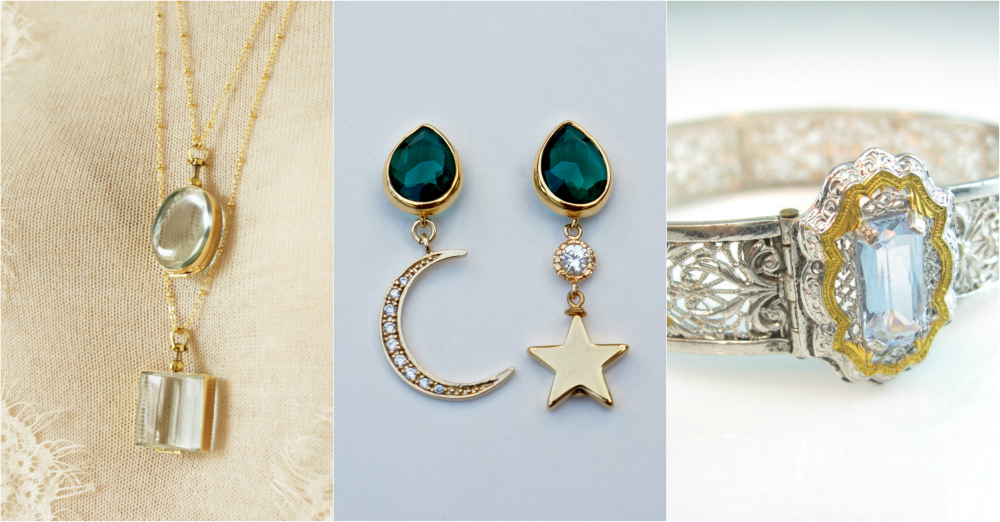 16 pieces of wedding jewelry that will sure to make you swoon