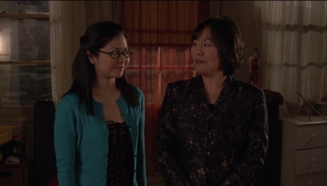 "Is THIS why we never saw Mr. Kim on ""Gilmore Girls""?"