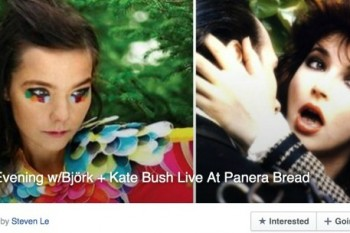 Someone is creating fake rock concert events on Facebook, and they've gone viral