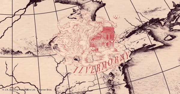 Supposedly, these are the new Harry Potter house names, and they are 100% bonkers