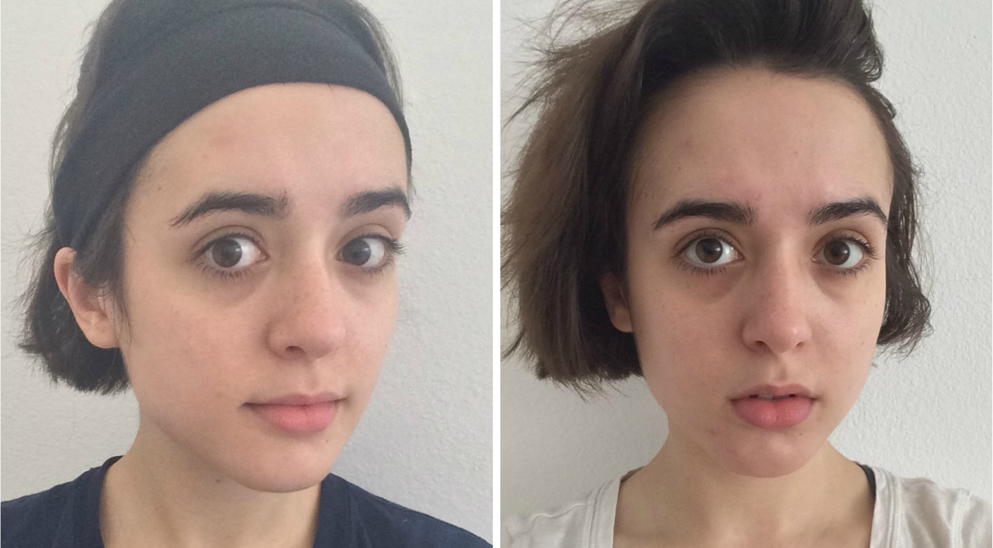 I washed my face with coffee for a week and the results were not what I expected