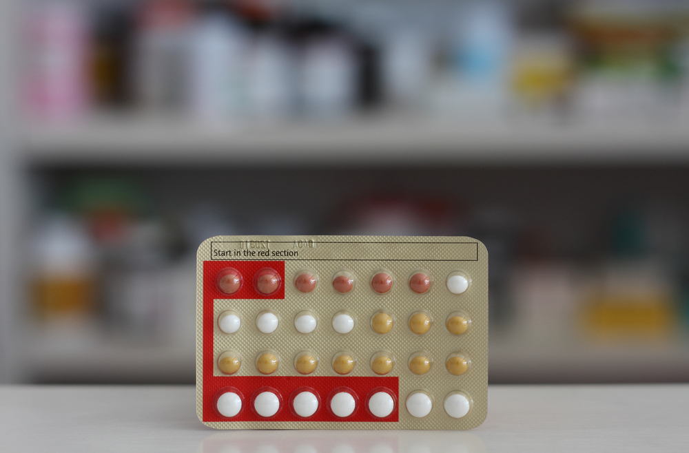 This is what birth control pills actually do to your period