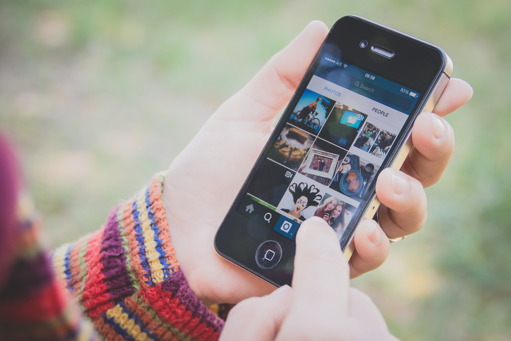 You probably never noticed that there's a secret hidden Instagram inbox, too