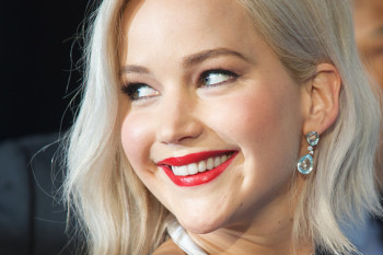 Jennifer Lawrence talks about that time she totally embarrassed herself in front of Harrison Ford
