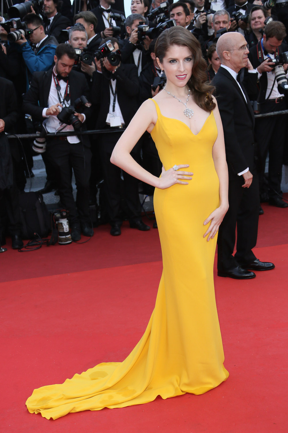 Gorgeous Yellow Dresses Are Taking Over The Cannes Red Carpet