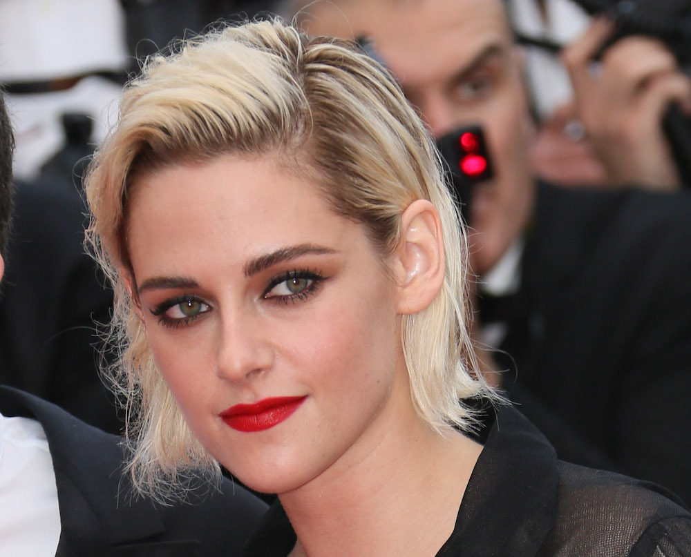 Kristen Stewart's outfit at Cannes was so inspired by Tim Burton