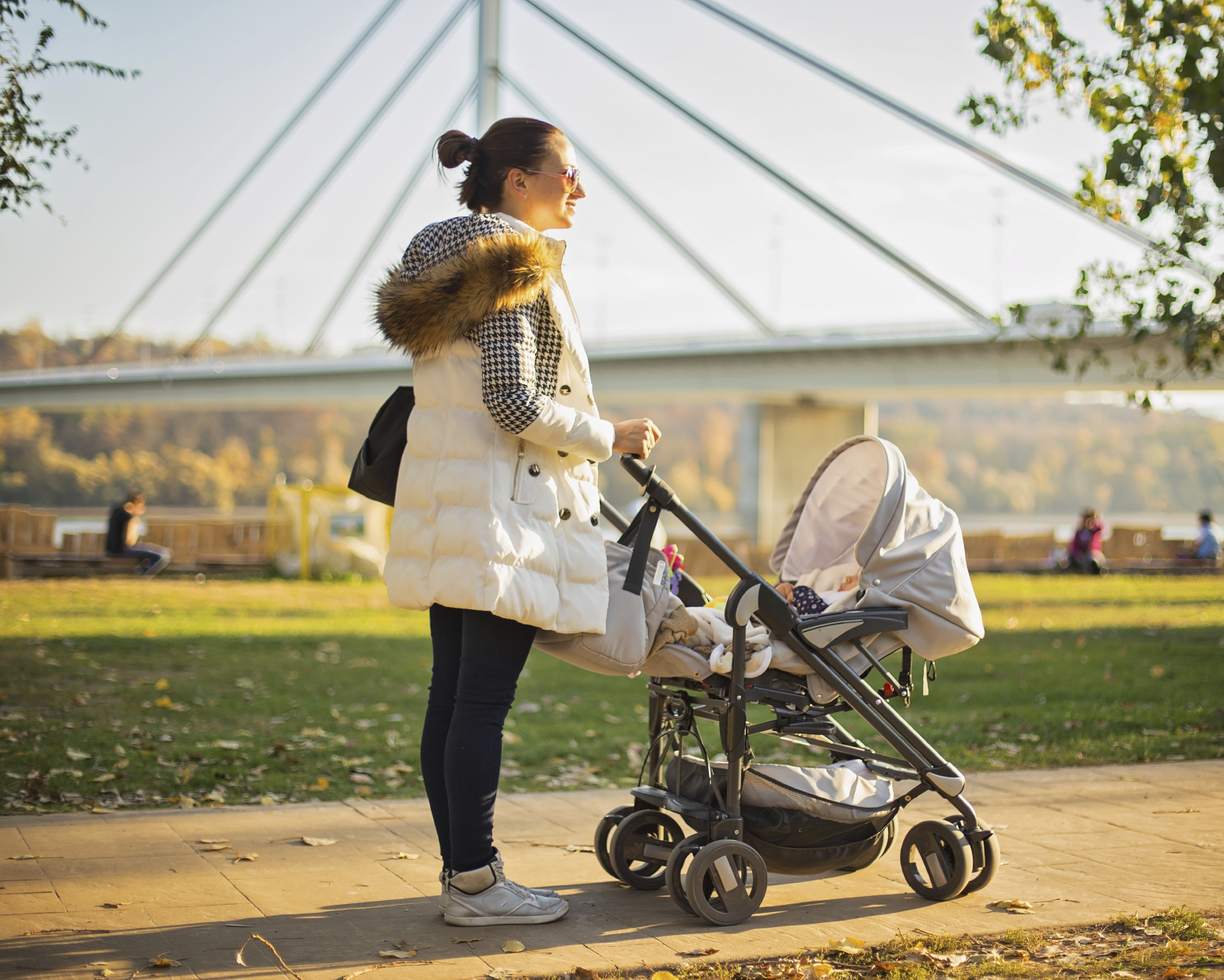To the man who cat-called me while I was pushing my son in a stroller