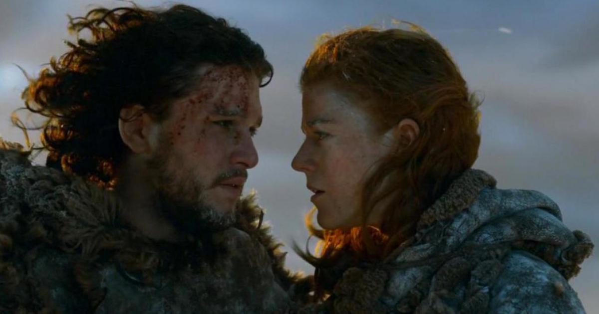 Kit Harington talks about how he fell in love with Rose Leslie, we swoon