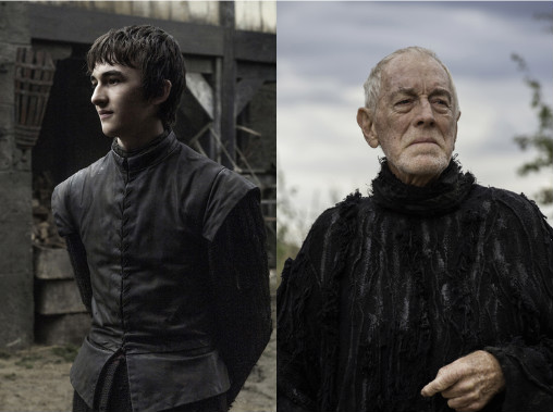 "This ""Game of Thrones theory suggests Bran = a time-traveling Three-Eyed Raven"