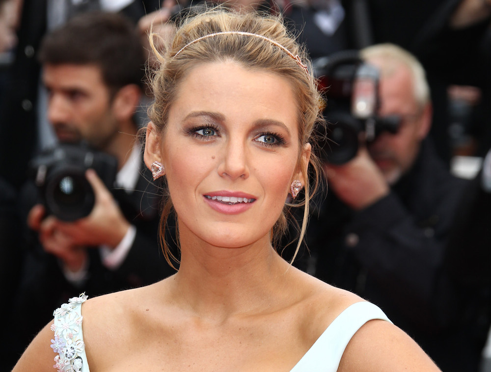 Blake Lively looks exactly like this Disney princess at the Cannes festival