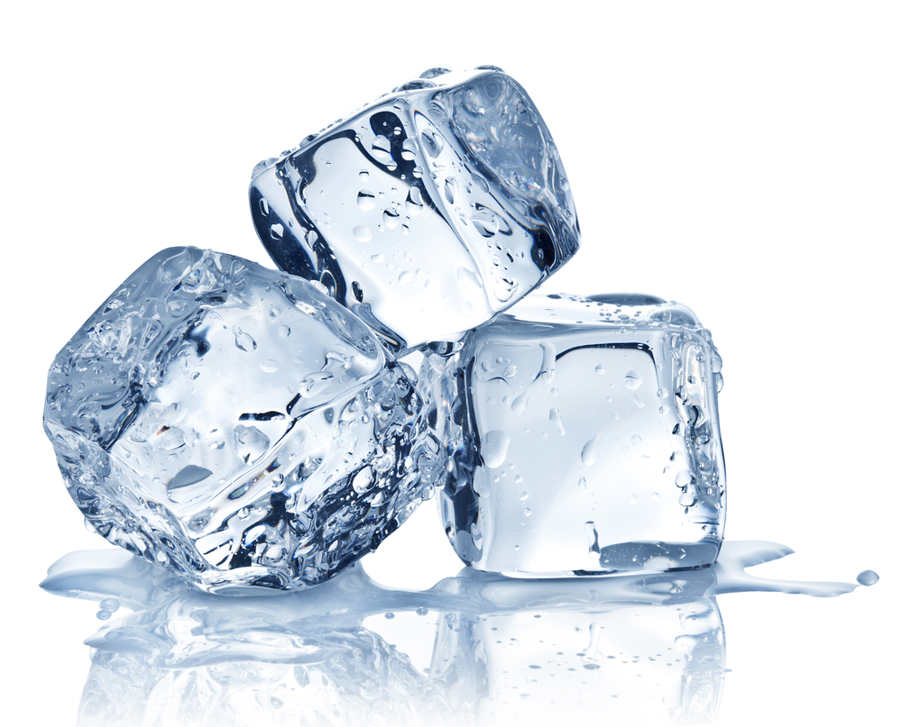 Turns out, you've been making ice wrong your whole life