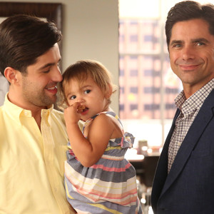 "John Stamos had the classiest response to ""Grandfathered"" being canceled"