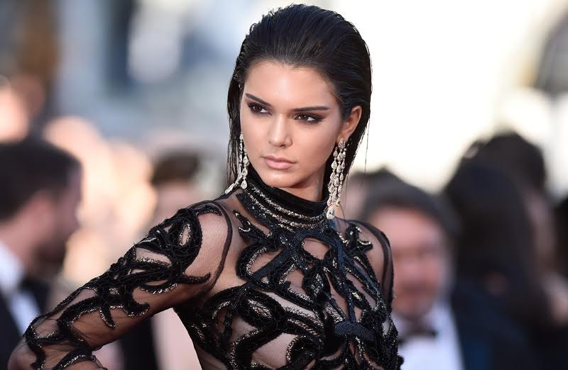 Kendall Jenner looks like she's cosplaying as a high fashion Disney villain at Cannes