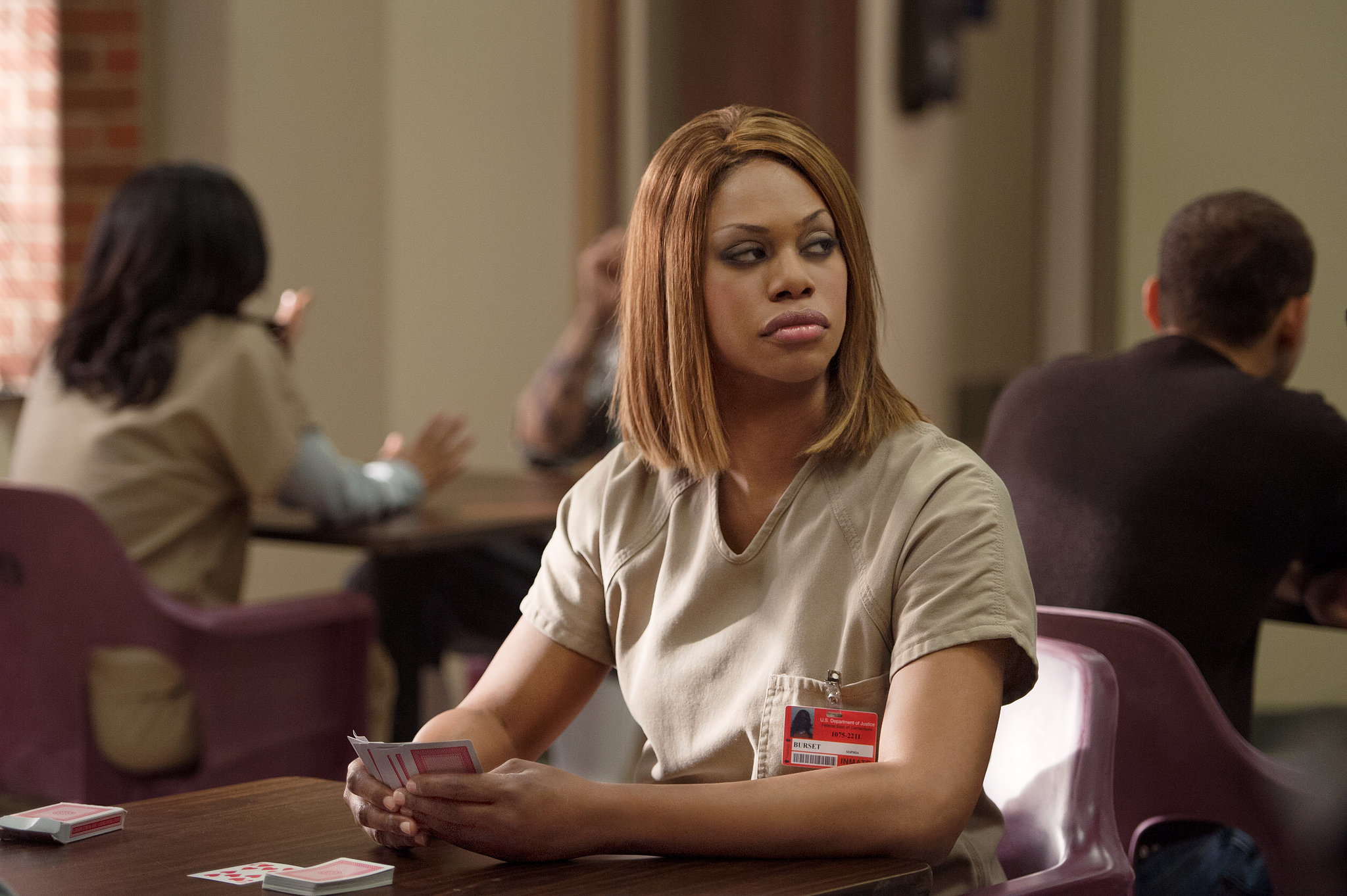 "We are so excited about Laverne Cox's new role in ""Doubt"""
