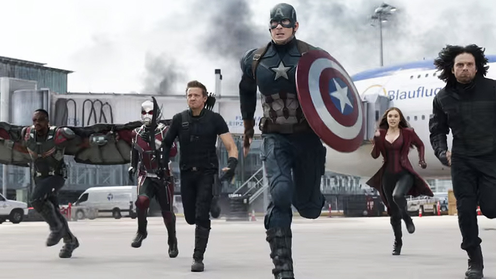 "Here are all the thing you could buy with the money ""Captain America: Civil War"" has already made"