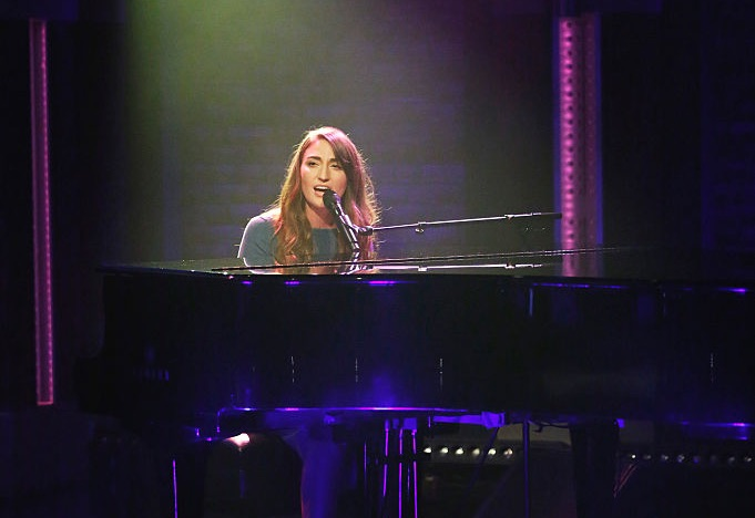 When the going gets tough, I lean on Sara Bareilles