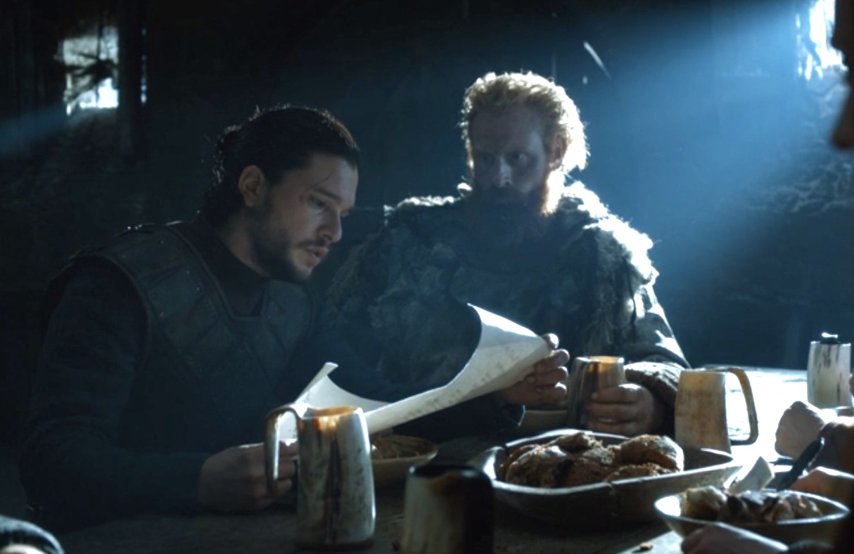 "This ""Game of Thrones"" theory suggests Jon Snow is being catfished, and we love it"