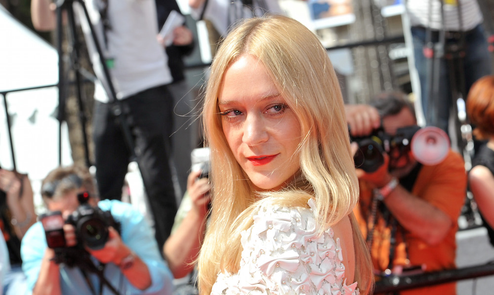 Chloe Sevigny's cool-girl style hands down ruled the Cannes red carpet