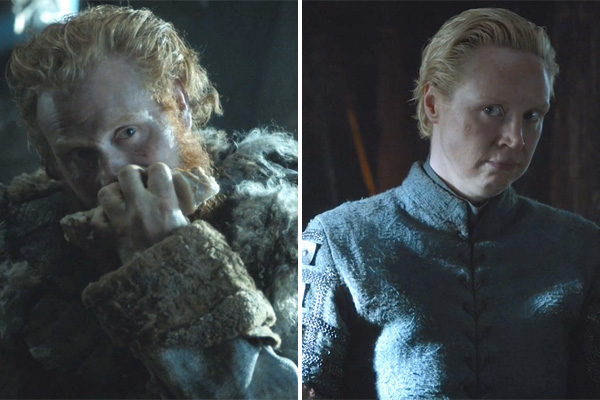 "If you're shipping Brienne and Tormund on ""Game of Thrones,"" you're not alone"