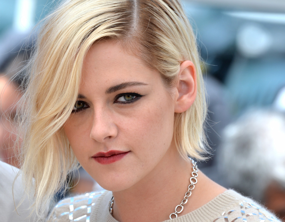 Kristen Stewart looks like a total swan princess at Cannes