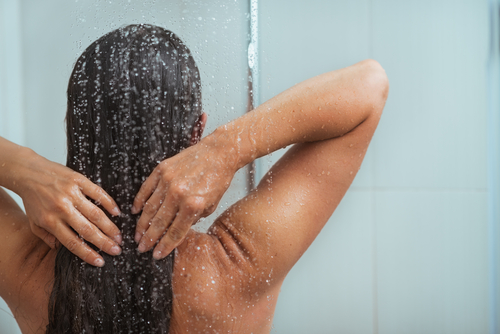 If you brush your hair after showering, we have bad news