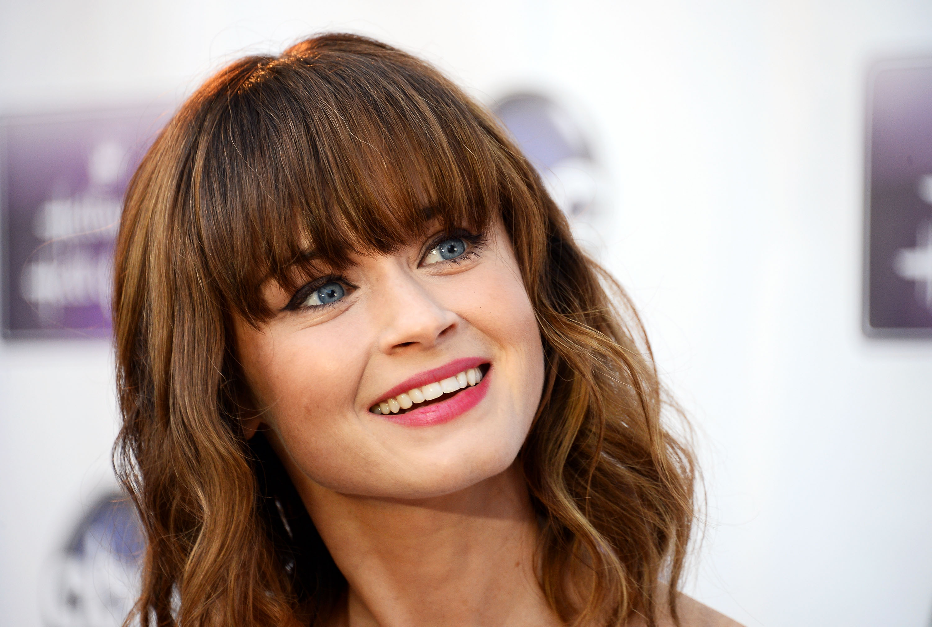 Alexis Bledel is a proud new mom, how did we not know about this?!
