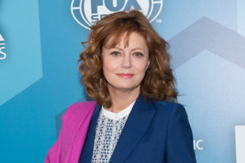 Susan Sarandon has big plans for making porn better for women