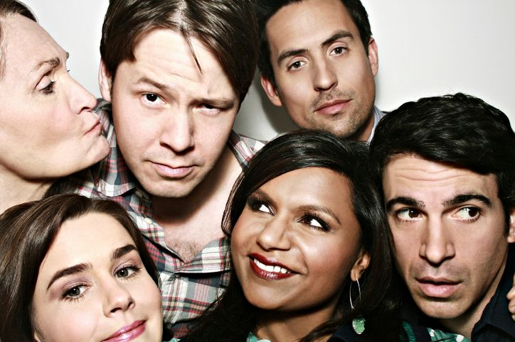 "This ""Mindy Project"" star just signed on to Amy Schumer's next movie"