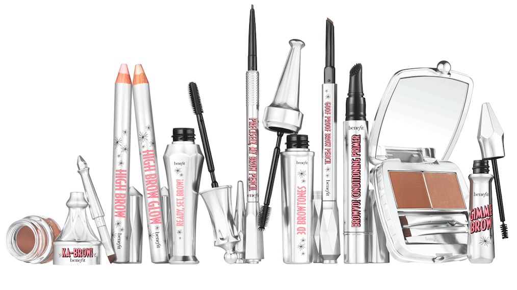 You're going to want everything from Benefit's new Brow Collection