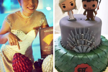 "21 super enchanting ""Game of Thrones"" wedding ideas fit for a Khaleesi"
