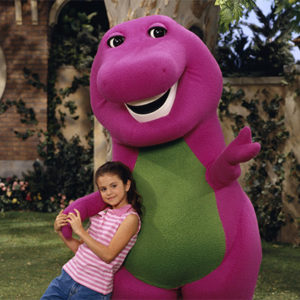 "15 years later, the ""Barney"" crew remembers adorable fun facts about Demi Lovato and Selena Gomez"