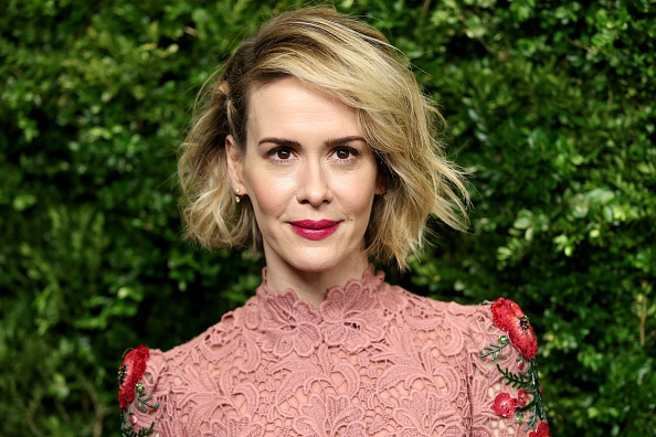 What Sarah Paulson has been told about being blonde makes our blood boil