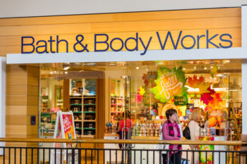 Bath & Body Works brought back the scent that defined 6th grade
