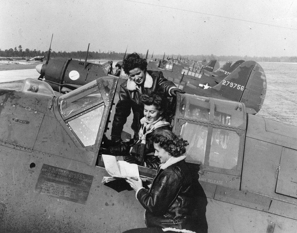 At last, women pilots from WWII are getting the recognition they always deserved