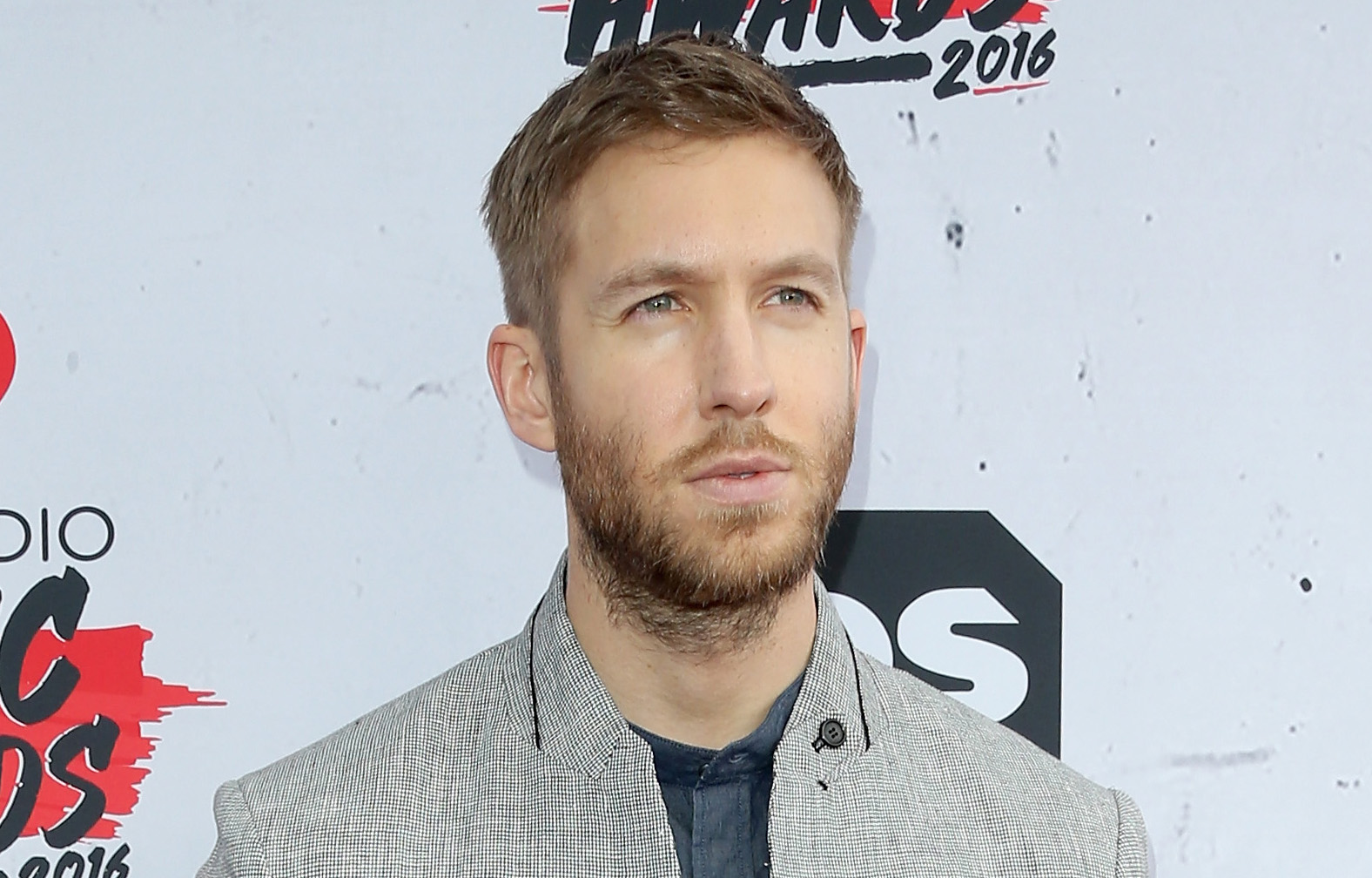 Calvin Harris was hospitalized following a car crash Friday night