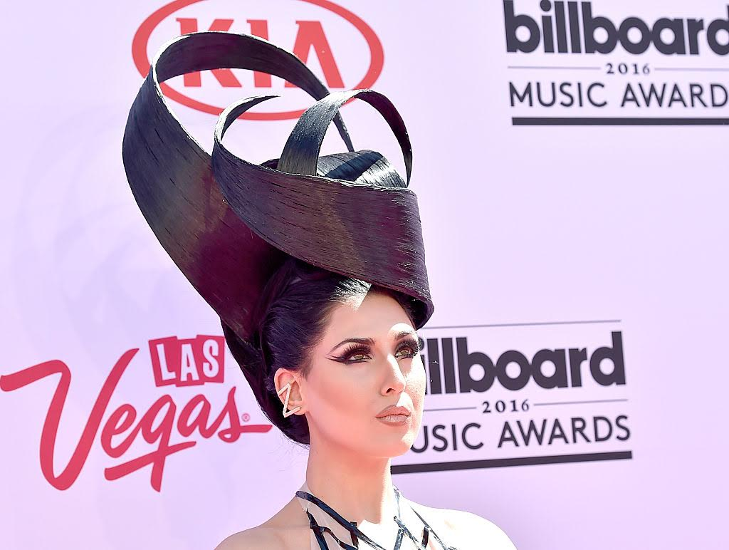 Z LaLa's Billboard Music Awards look is truly out of this world