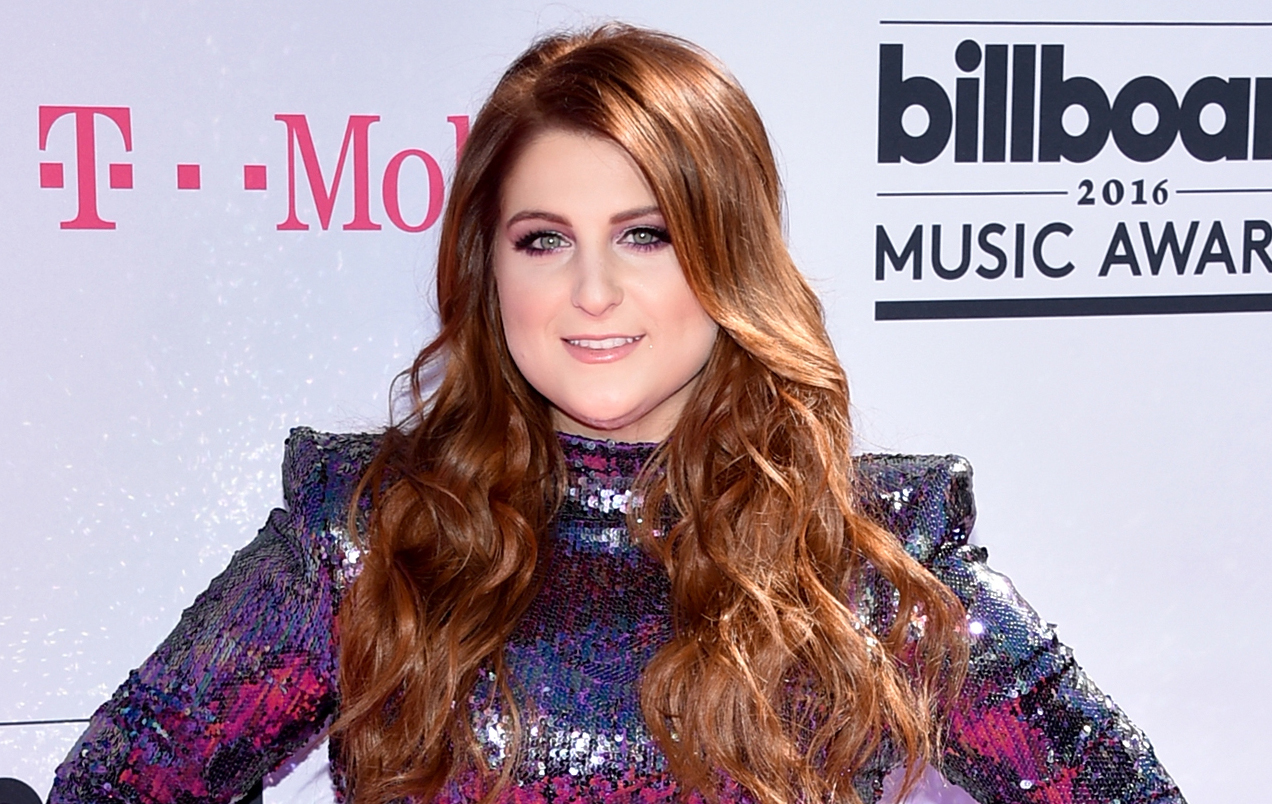 Meghan Trainor beautifully embraced her curves at the Billboard Music Awards