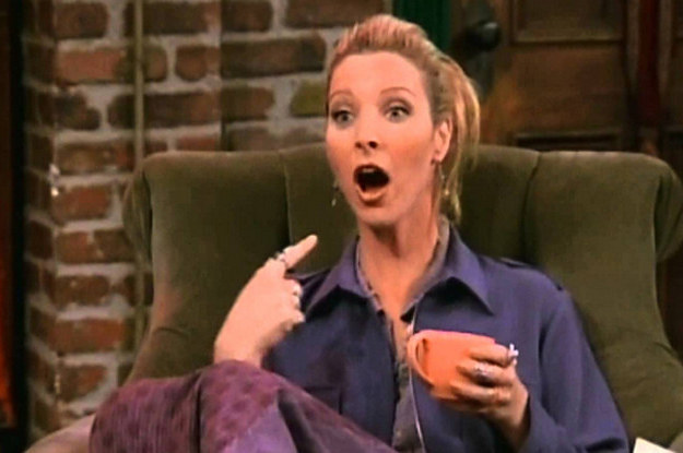 "16 reasons Phoebe Buffay was the best character on ""Friends"""