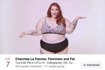 The bonkers reason Facebook rejected a photo of Tess Holliday in a bikini
